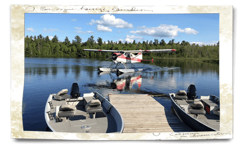 boating and flying in adventures