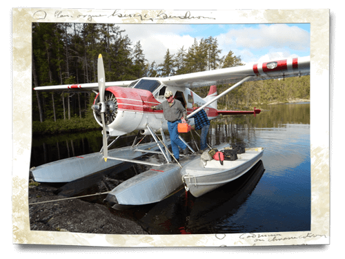 Northern Ontario Float Plane Fishing Trip