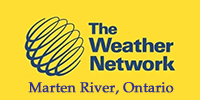 Weather Network Marten River, Ontario